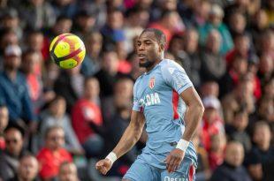 Everton acquire Monaco's Djibril Sidibe