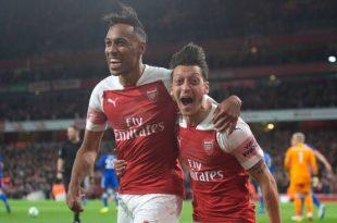 Arsenal boast double signing on deadline day
