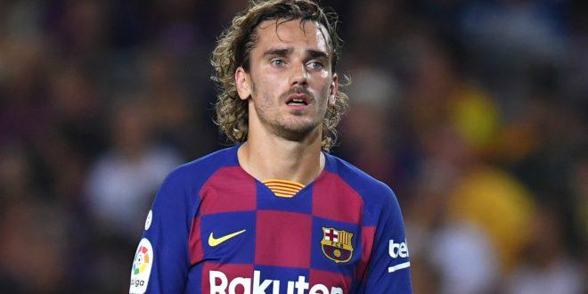 Antoine Griezmann, Barcelona, MLS