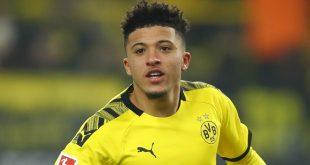 Borussia, Bundesliga, Jadon Sancho