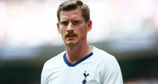Everton, Tottenham, Premier League, Jan Vertonghennghen,