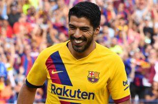 Luis Suarez, David Beckham, Barcelona, La Liga, Inter Miami