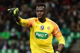 Edouard Mendy, Chelsea, Premier League, Rennes