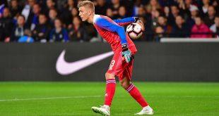 Runar Alex Runarsson, Arsenal, Premier League, Dijon, League 1