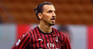 Zlatan Ibrahimovic, Milan, Serie A,