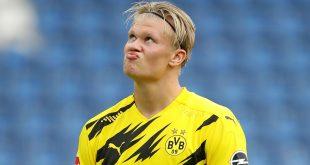 Real Madrid, Erling Haaland, Borussia Dortmund