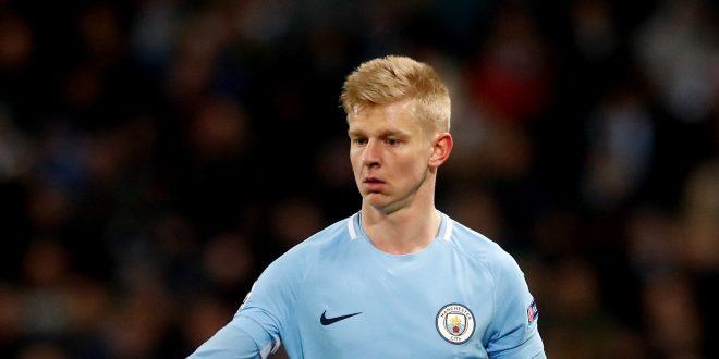 Manchester City, Oleksandr Zinchenko, Wolves