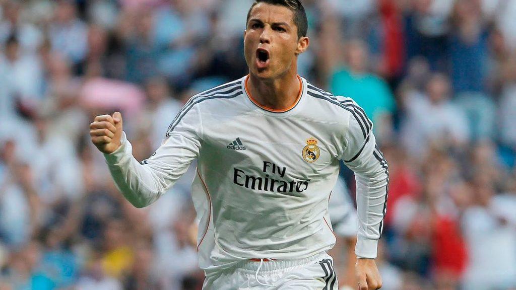 Cristiano Ronaldo - Real Madrid C.F.