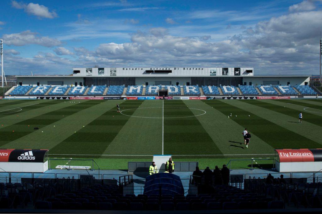 Estadio Alfredo Di Stefano - Real Madrid C.F.