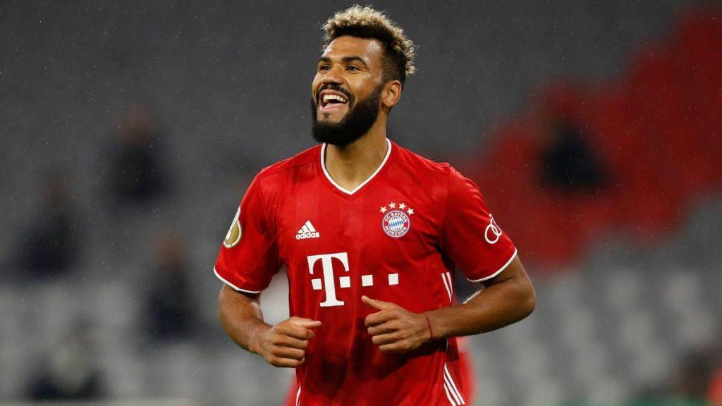 Eric Maxim Choupo-Moting - FC Bayern Munich