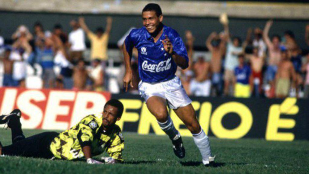 Ronaldo - Romário