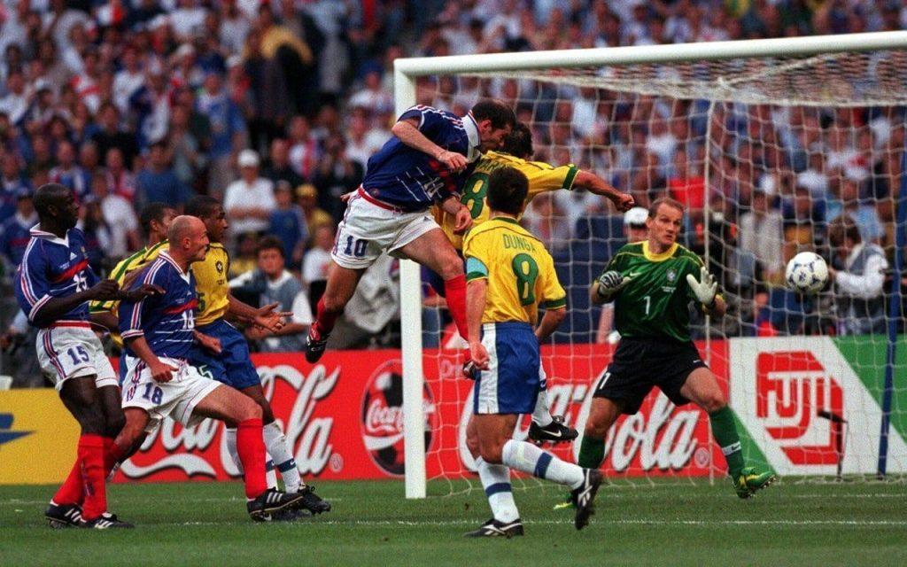 1998 FIFA World Cup - Michel Platini