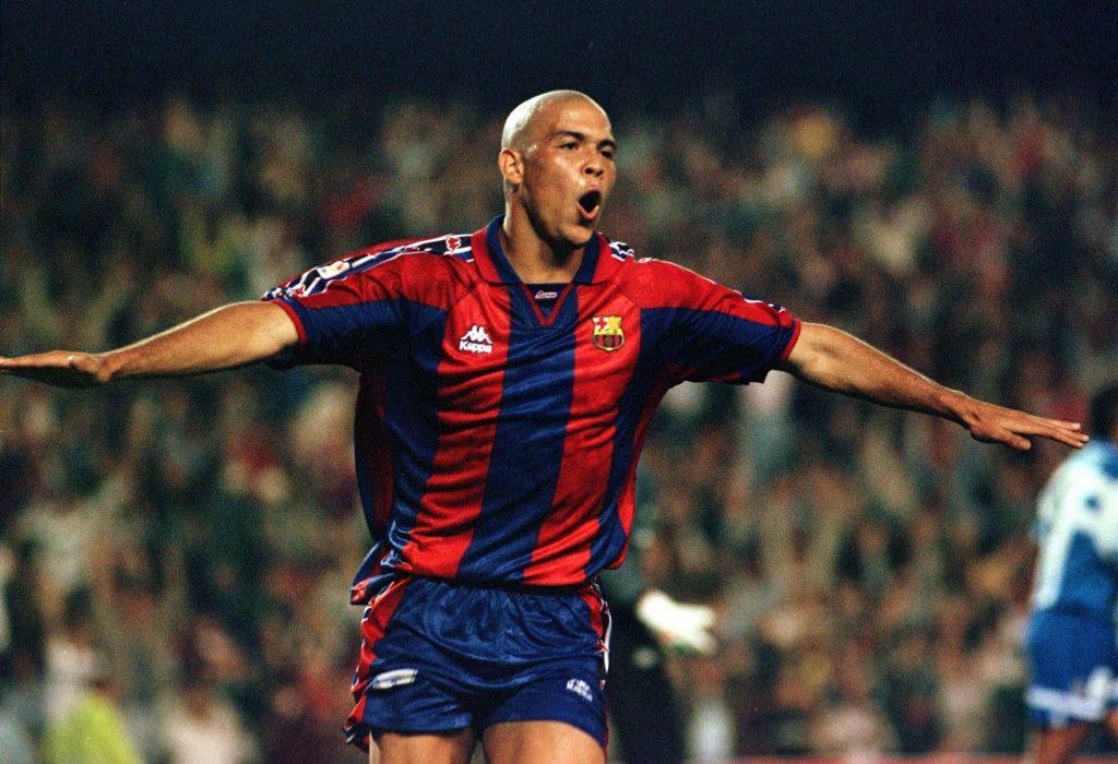 Ronaldo - FC Barcelona