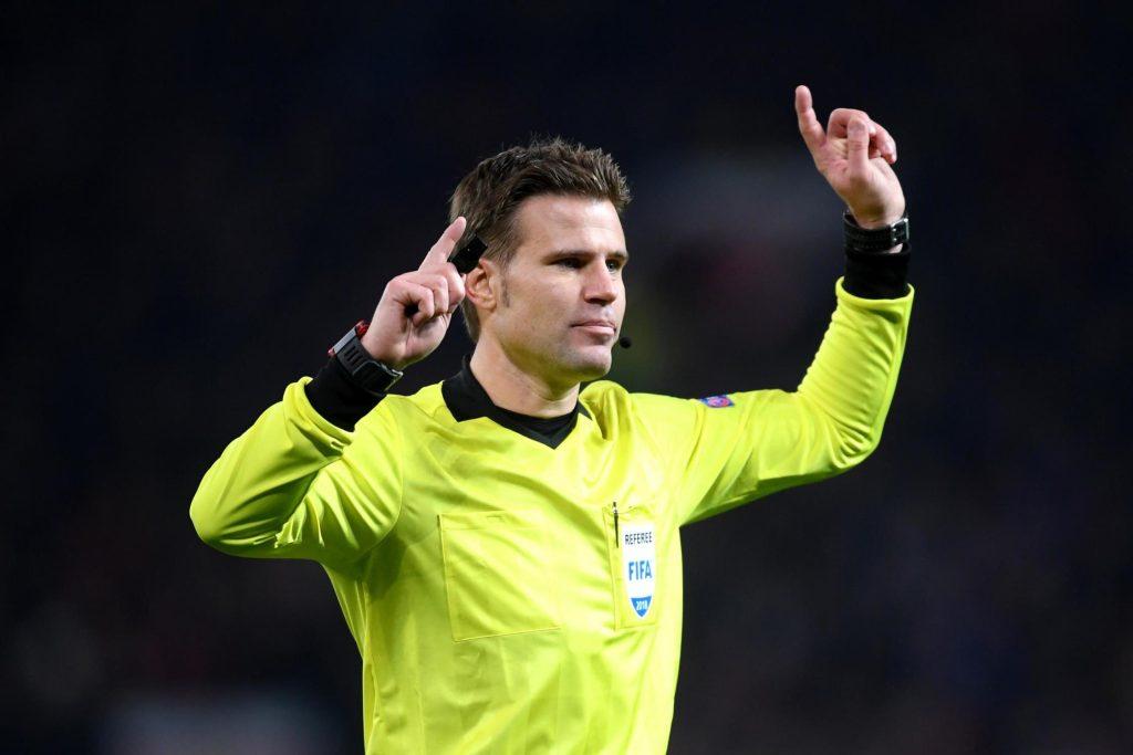 Felix Brych - UEFA Champions League