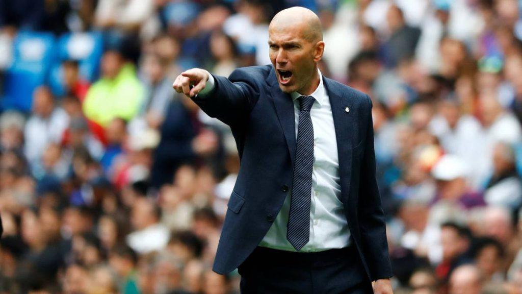 Zinedine Zidane - Real Madrid CF