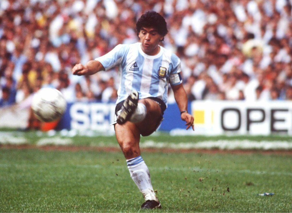 Diego Maradona - 1986 FIFA World Cup