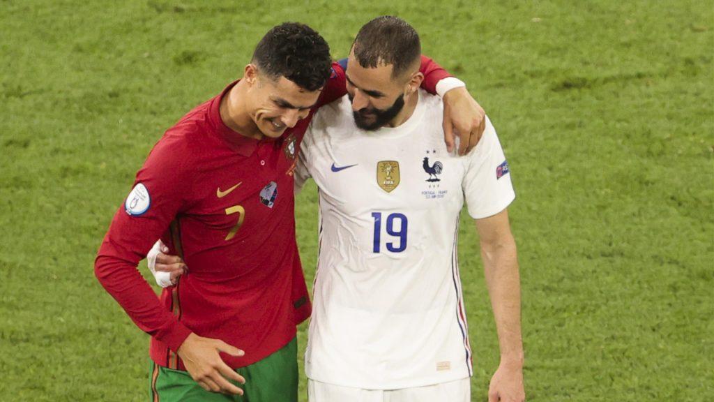 Karim Benzema - UEFA EURO 2020