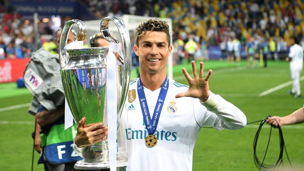Cristiano Ronaldo - Real Madrid CF