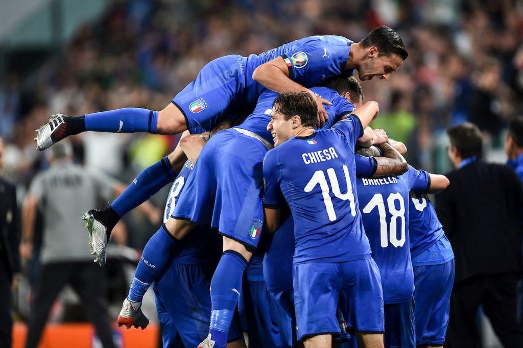 UEFA EURO 2020 - Italy national football team