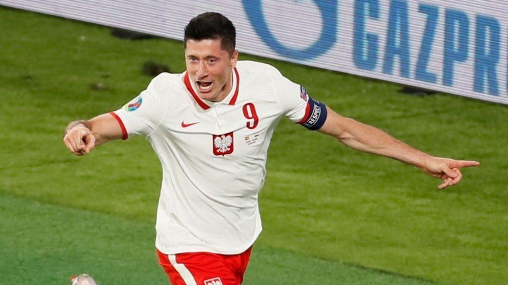 Robert Lewandowski - UEFA EURO 2020