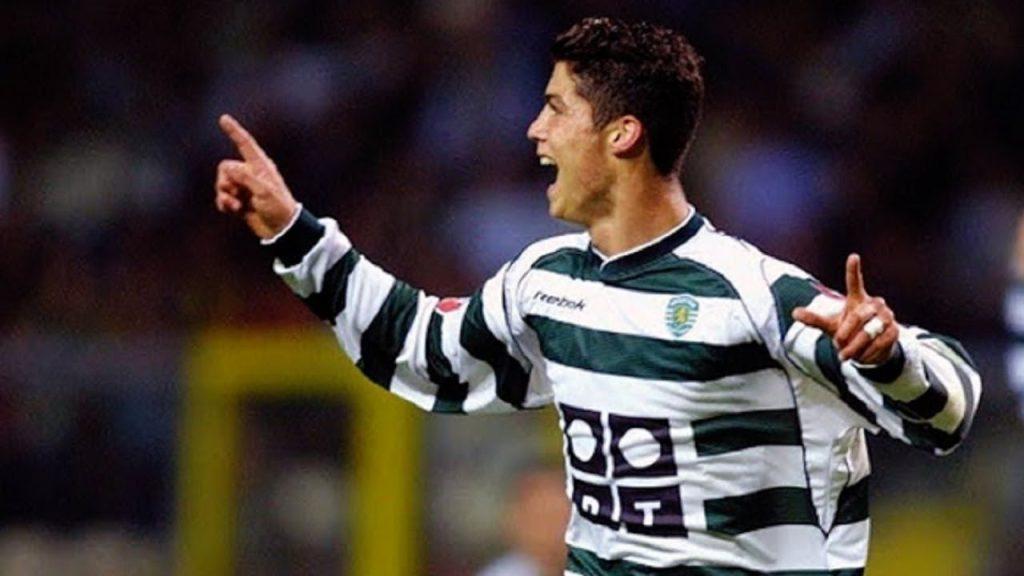 Cristiano Ronaldo - Sporting CP
