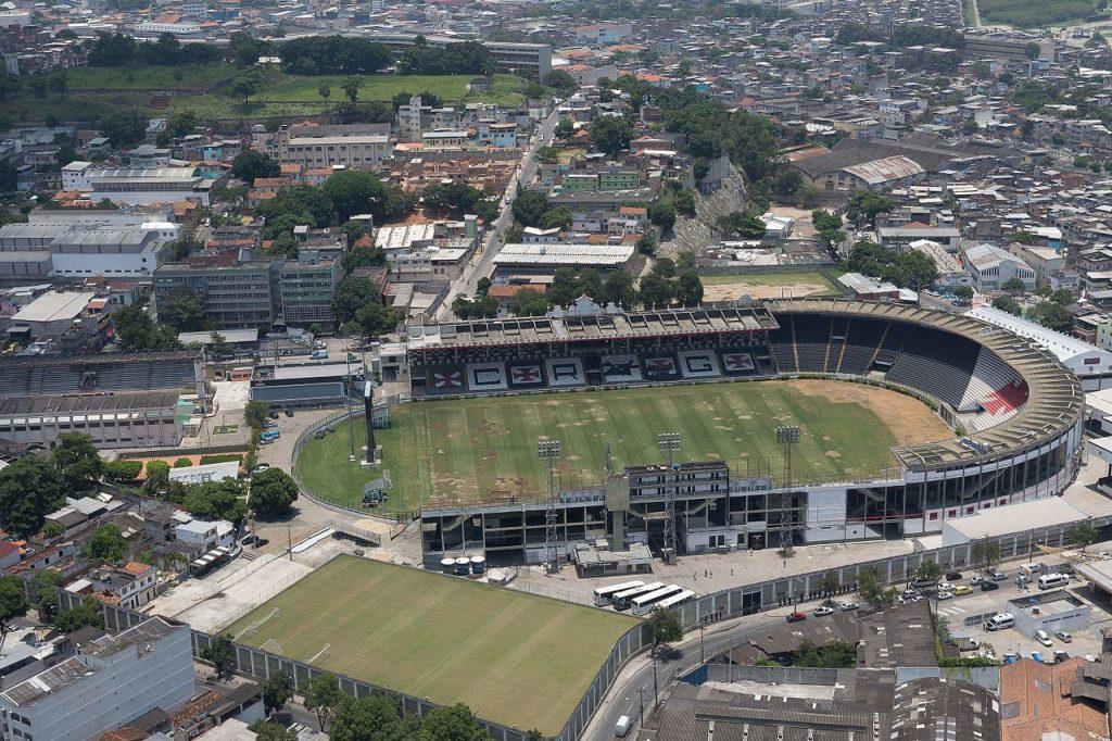 São Januário Stadium - CR Vasco da Gama