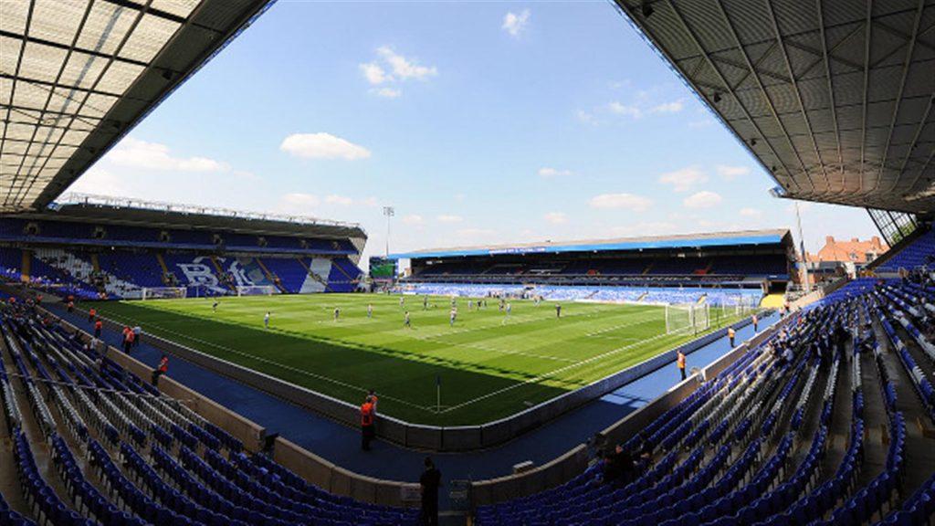 St. Andrew's - Birmingham City F.C.