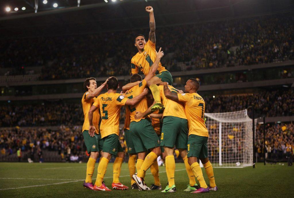 Tim Cahill - Australia national football team