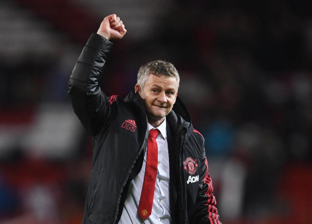 Ole Gunnar Solskjær - Manchester United F.C.