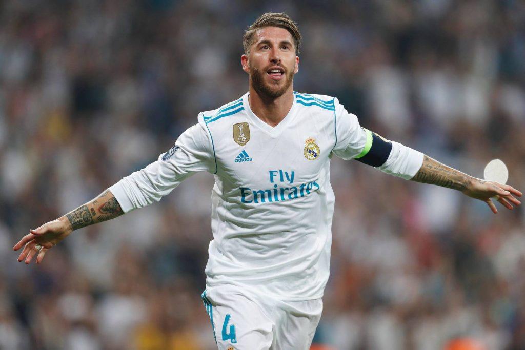 Sergio Ramos - Real Madrid CF