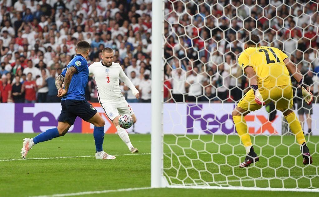 Luke Shaw - UEFA EURO 2020