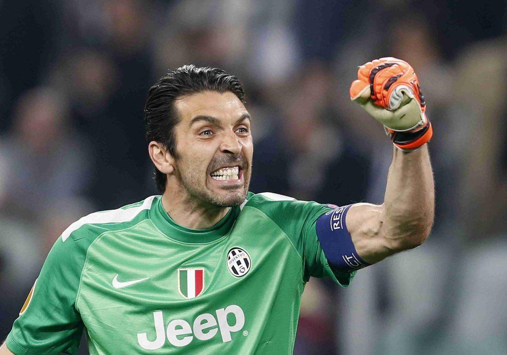 Gianluigi Buffon - Juventus F.C.