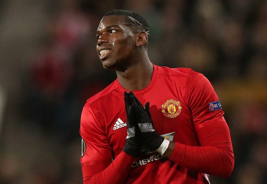 Paul Pogba - Manchester United F.C.