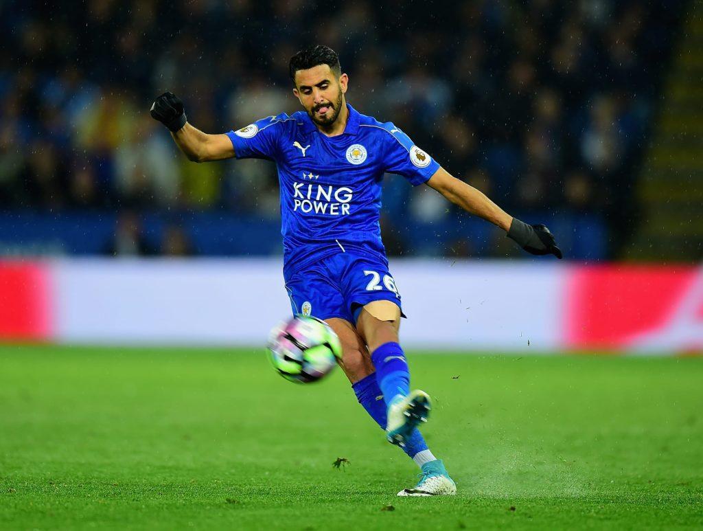 Riyad Mahrez - Leicester City F.C.
