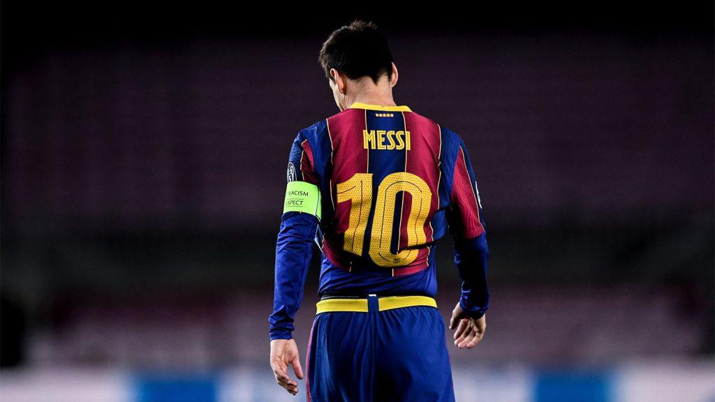 2021–22 UEFA Champions League - FC Barcelona