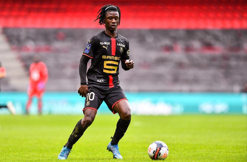 Eduardo Camavinga - Stade Rennais F.C.