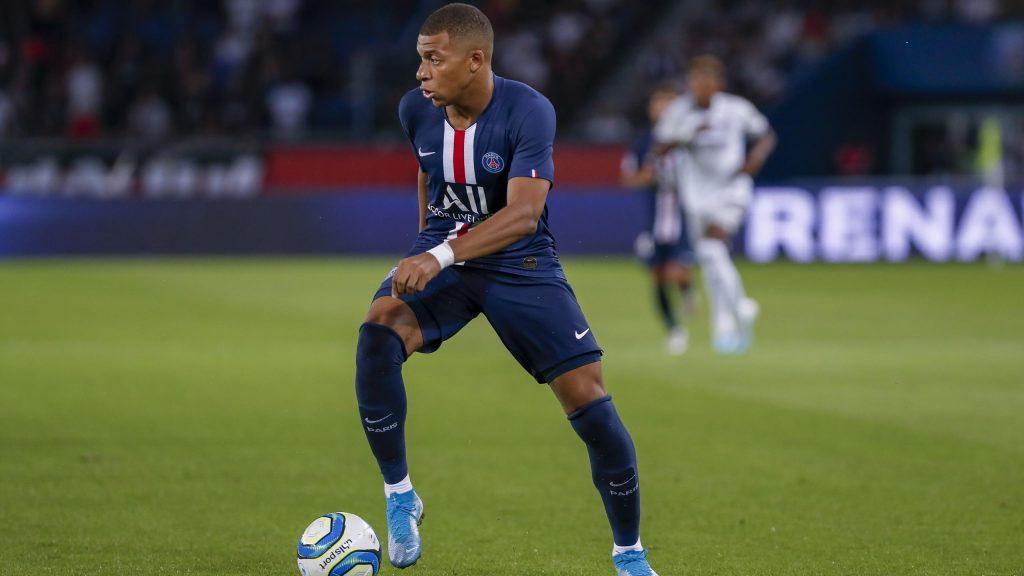 Kylian Mbappé - Paris Saint-Germain F.C.