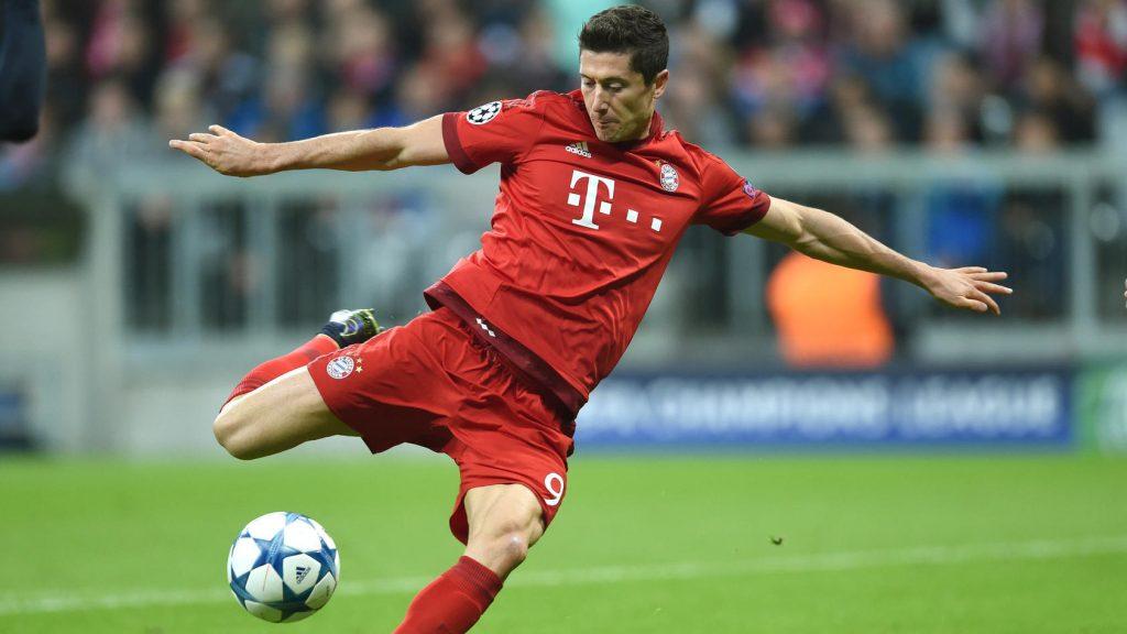 Robert Lewandowski - FC Bayern Munich