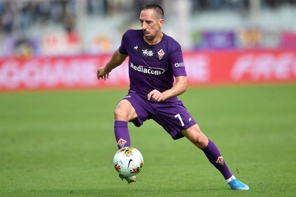 Franck Ribéry - ACF Fiorentina