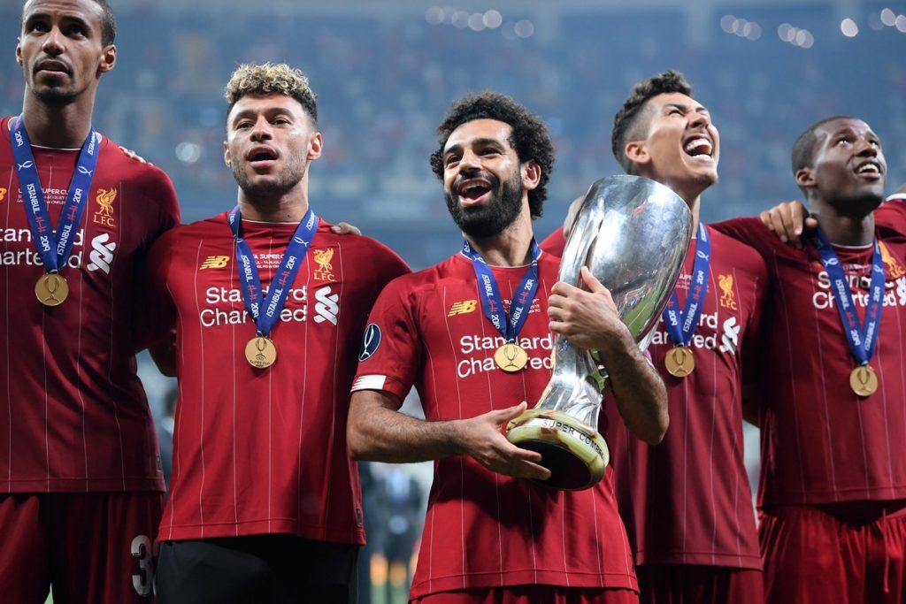 Jürgen Klopp - Mohamed Salah