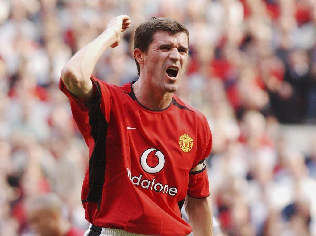 Roy Keane - Manchester United F.C.