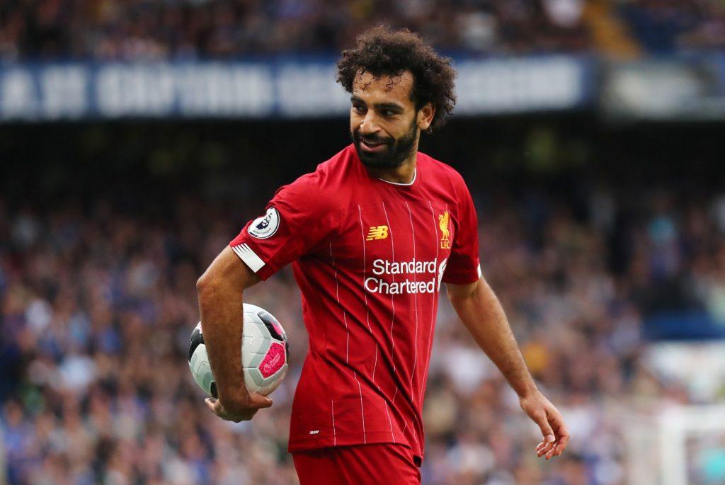 Mohamed Salah - Liverpool F.C.