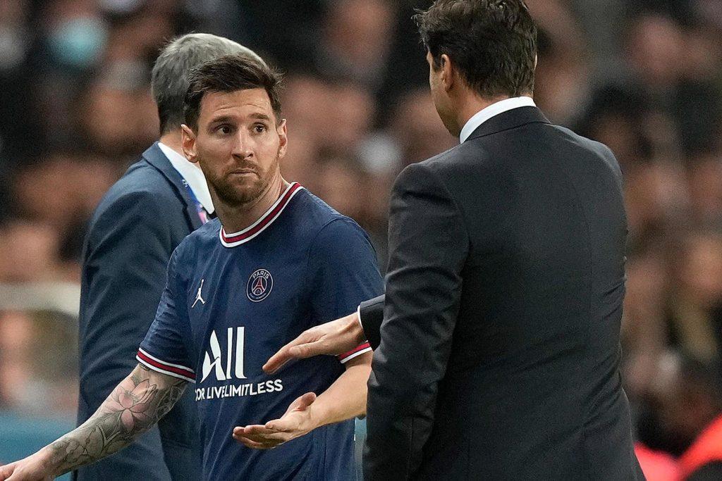Lionel Messi - Paris Saint-Germain F.C.