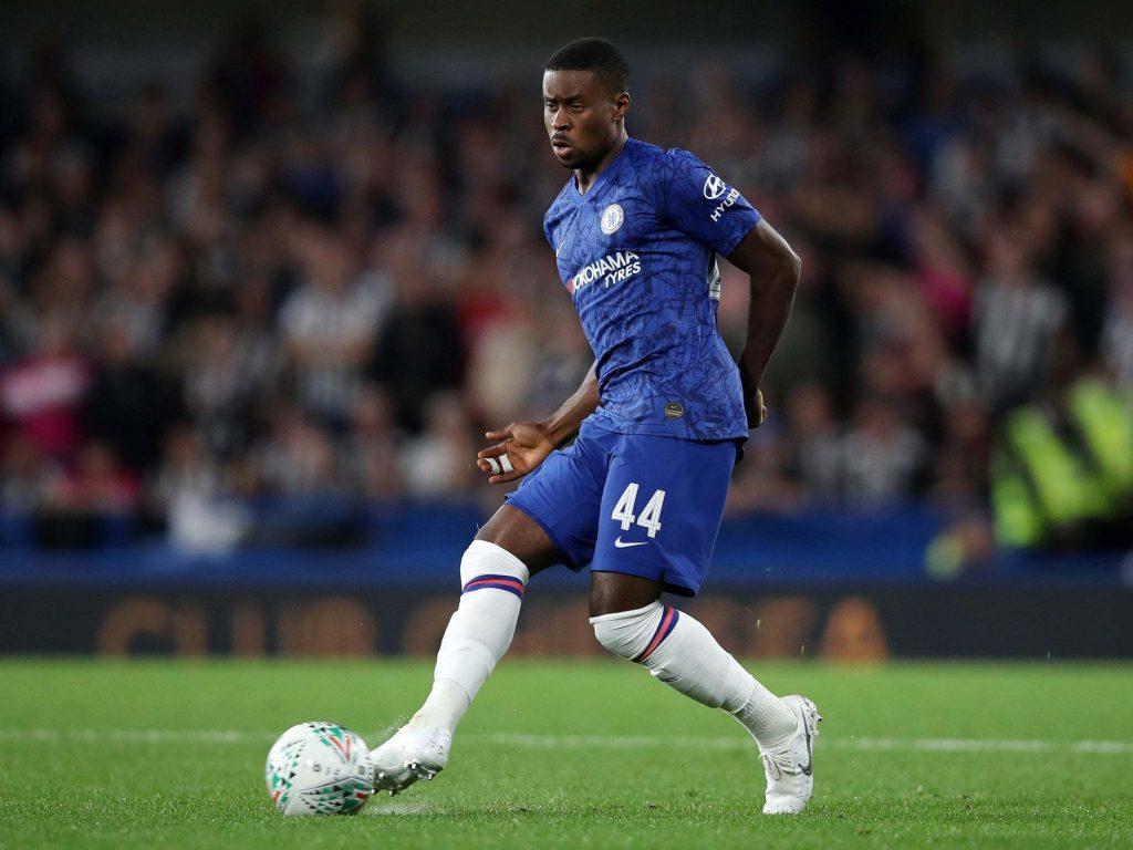 Marc Guéhi - Chelsea F.C.