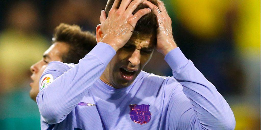 FC Barcelona - Gerard Piqué