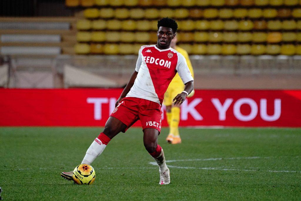 Aurélien Tchouaméni - AS Monaco