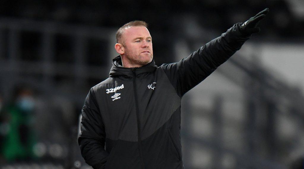 Wayne Rooney - Derby County Football Club