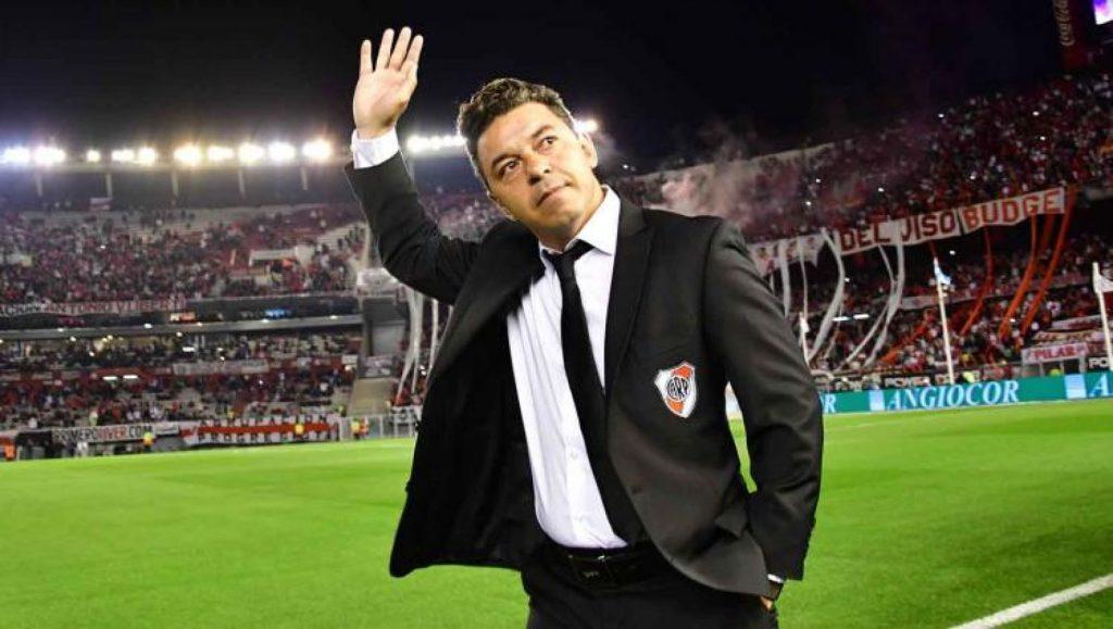 Marcelo Gallardo - Club Atlético River Plate