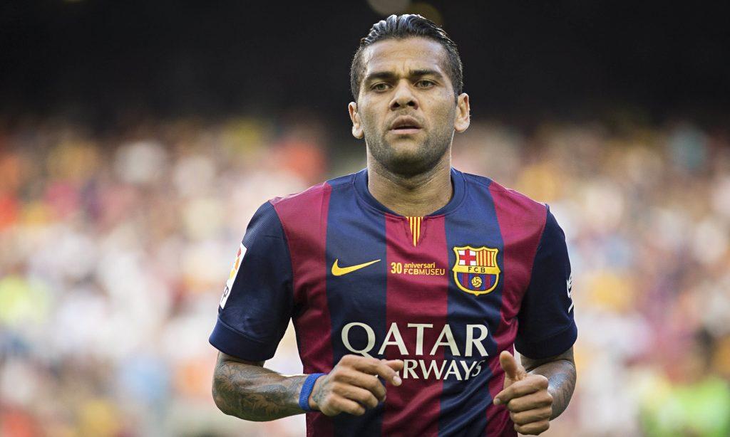 Dani Alves - FC Barcelona