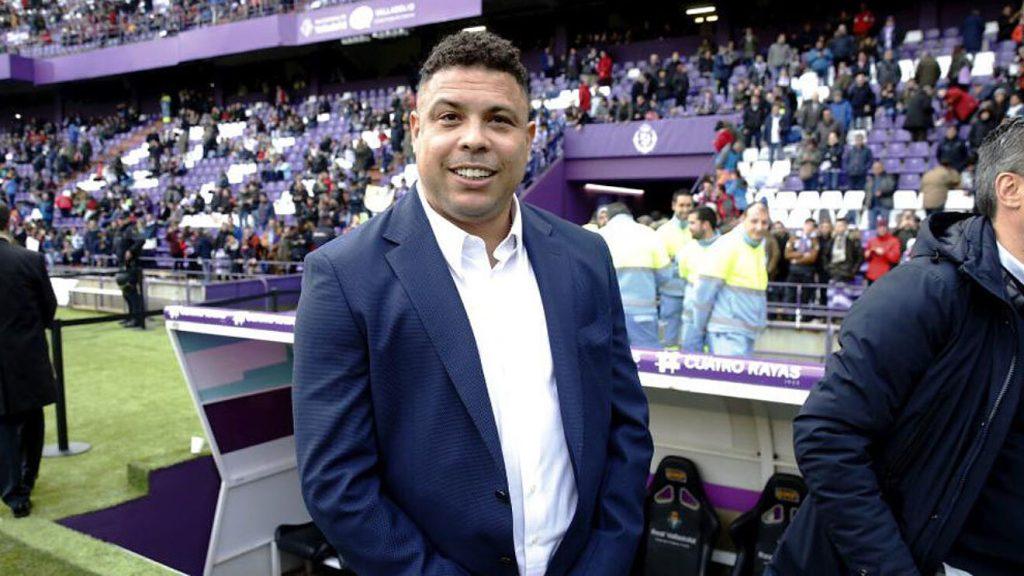 Ronaldo - Real Valladolid CF